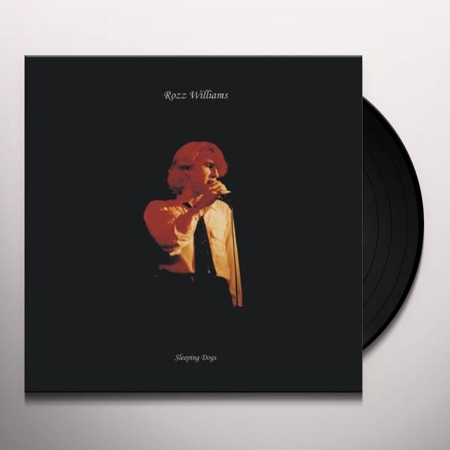 Rozz Williams SLEEPING GODS Vinyl Record
