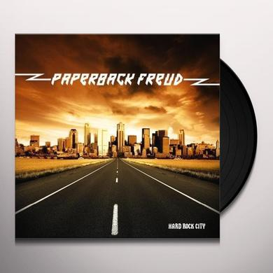 Paperback Freud HARD ROCK CITY Vinyl Record - Holland Import