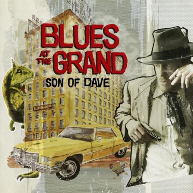 Son Of Dave BLUES AT THE GRAND Vinyl Record - UK Import