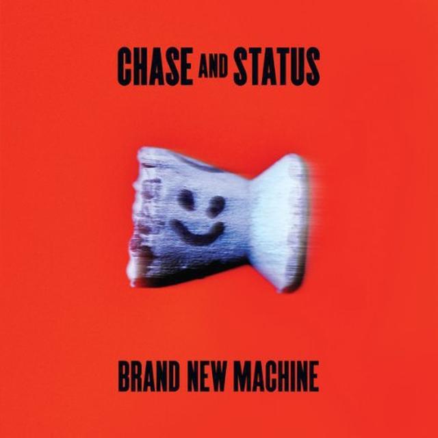 Chase & Status BRAND NEW MACHINE Vinyl Record - UK Import
