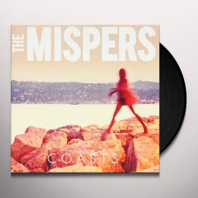 The Mispers COASTS Vinyl Record - UK Import