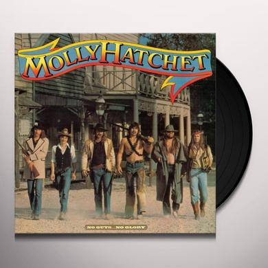 Molly Hatchet NO GUTS NO GLORY Vinyl Record