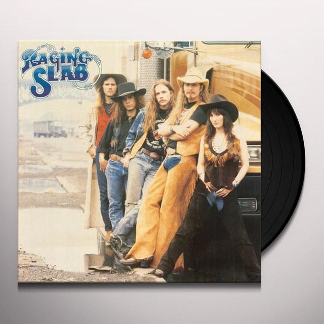 RAGING SLAB Vinyl Record