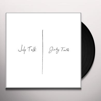 JULY TALK Vinyl Record - Canada Import