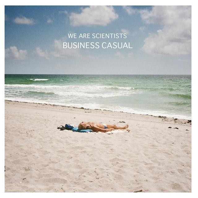 We Are Scientists BUSINESS CASUAL Vinyl Record - UK Import