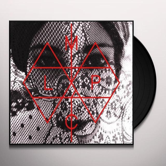 We Are Wolves LA MORT POP CLUB Vinyl Record