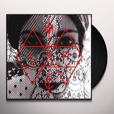 We Are Wolves LA MORT POP CLUB Vinyl Record - Canada Import