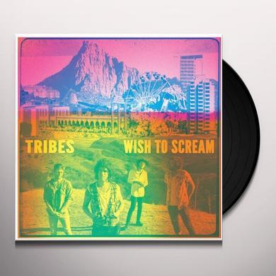 Tribes WISH TO SCREAM Vinyl Record - UK Import
