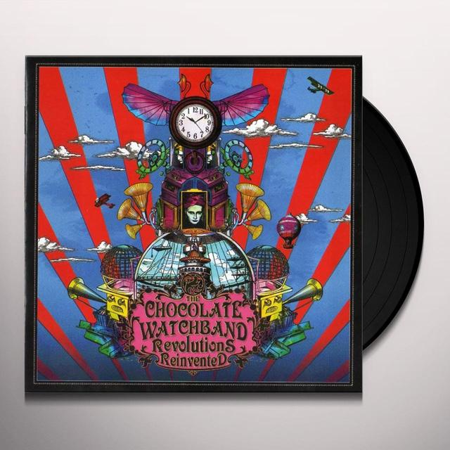 The Chocolate Watchband REVOLUTIONS REINVENTED Vinyl Record - UK Import