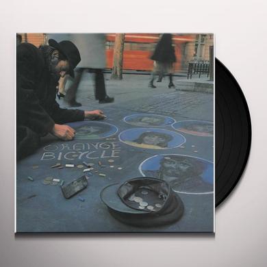ORANGE BICYCLE Vinyl Record - UK Import