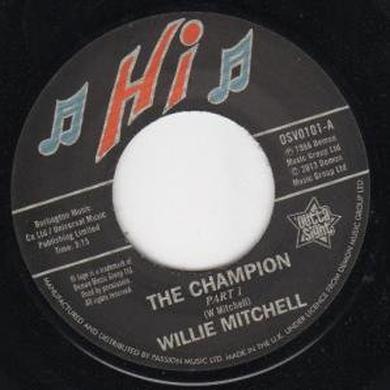 Champion (Pt1)/Little Queenie / Various (Uk) CHAMPION (PT1)/LITTLE QUEENIE / VARIOUS Vinyl Record