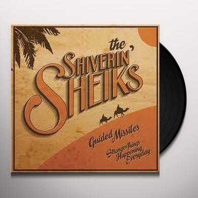 Shiverin Sheiks GUIDED MISSILES Vinyl Record