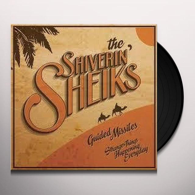 Shiverin Sheiks GUIDED MISSILES Vinyl Record - UK Release