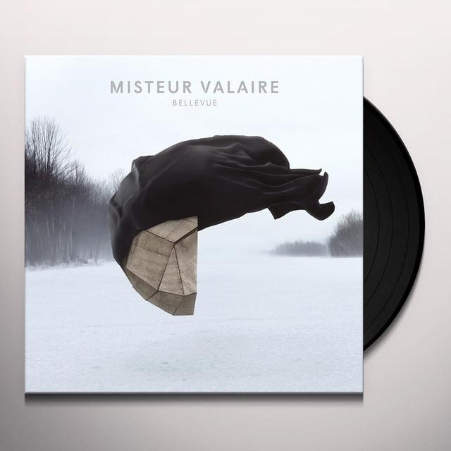 Misteur Valaire BELLEVUE Vinyl Record - Canada Import
