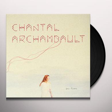 Chantal Archambault LES ELANS Vinyl Record