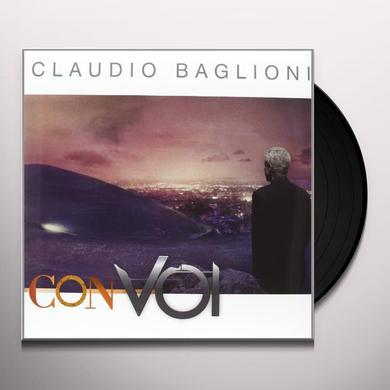 Claudio Baglioni CONVOI (GER) Vinyl Record