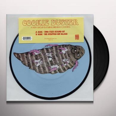 Cookie Duster TWO FEET STAND UP Vinyl Record - Canada Release