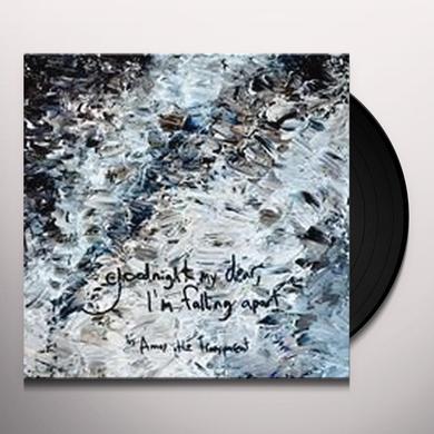 Amos The Transparent GOODNIGHT MY DEAR I'M Vinyl Record - Canada Import