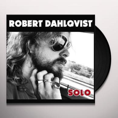 Robert Dahlqvist SOLO Vinyl Record