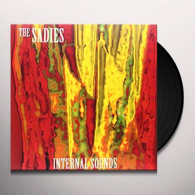 The Sadies INTERNAL SOUNDS Vinyl Record - Canada Import