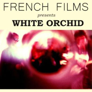 French Films WHITE ORCHID Vinyl Record