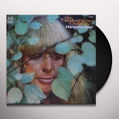 Carolyn Coalition Hester MAGAZINE Vinyl Record - UK Import