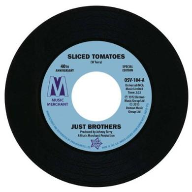 Elosie Just Brothers Laws SLICED TOMATOES/LOVE FACTORY Vinyl Record