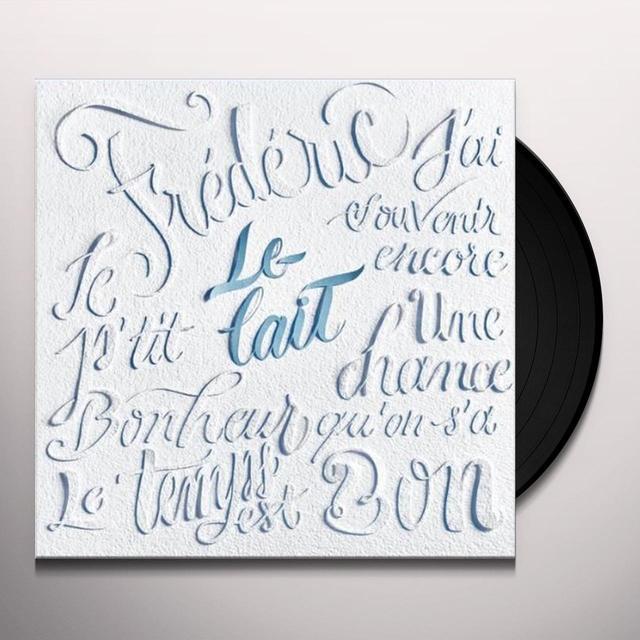 Le Lait 3 / Various (Can) LE LAIT 3 / VARIOUS Vinyl Record - Canada Import