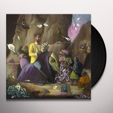 Pierre Lapointe LES CALLAS Vinyl Record