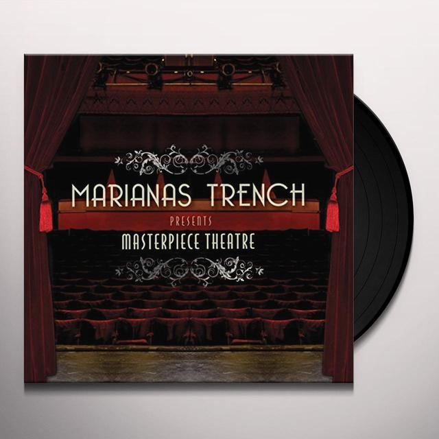 Marianas Trench MATERPIECE THEATRE Vinyl Record