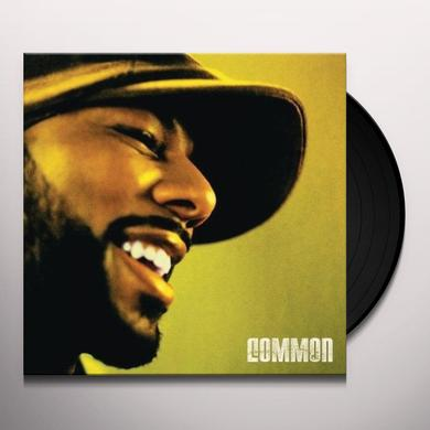 Common BE (UK) (Vinyl)
