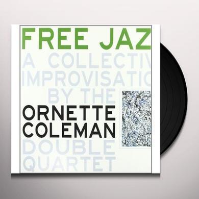 Ornette Coleman FREE JAZZ (180 GRAM VINYL) Vinyl Record