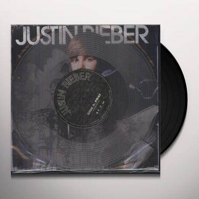 Justin Bieber PURE Vinyl Record - Canada Import