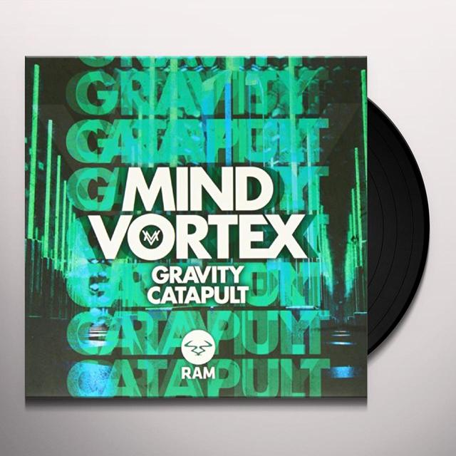 Mind Vortex GRAVITY/CATAPULT Vinyl Record - UK Import