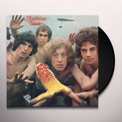 Ambrose Slade BEGINNINGS Vinyl Record - UK Import