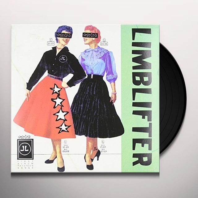 LIMBLIFTER Vinyl Record - Canada Import