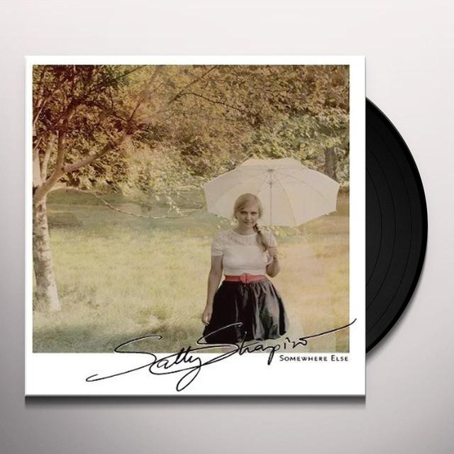 Sally Shapiro SOMEWHERE ELSE Vinyl Record