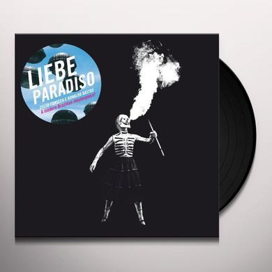 Celso Fonseca & Ronaldo Bastos LIEBE PARADISO (180G VINYL) Vinyl Record - UK Import