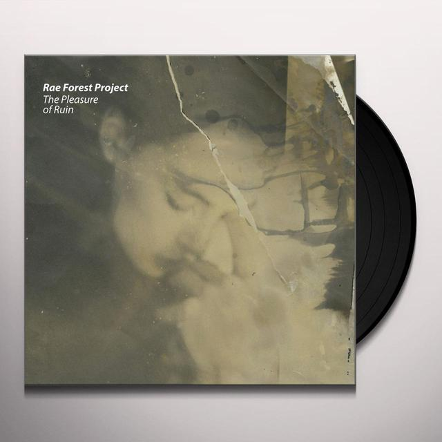 Rae Forest Project PLEASURE OF RUIN Vinyl Record