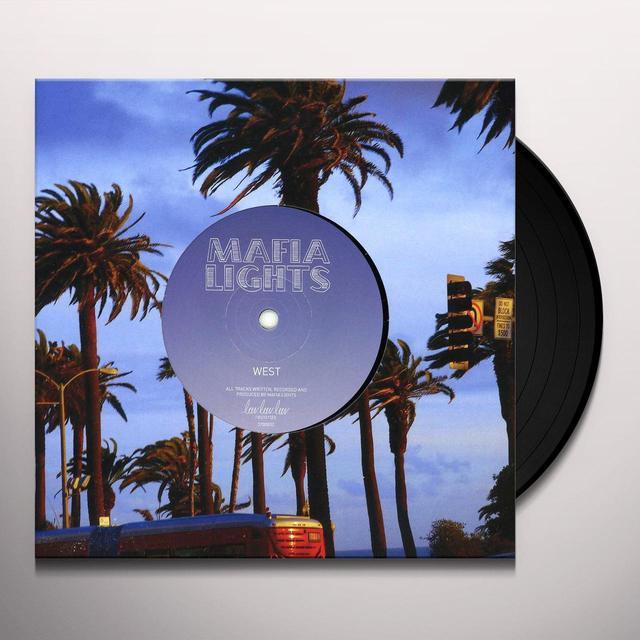Mafia Lights SPIRITING Vinyl Record - UK Import