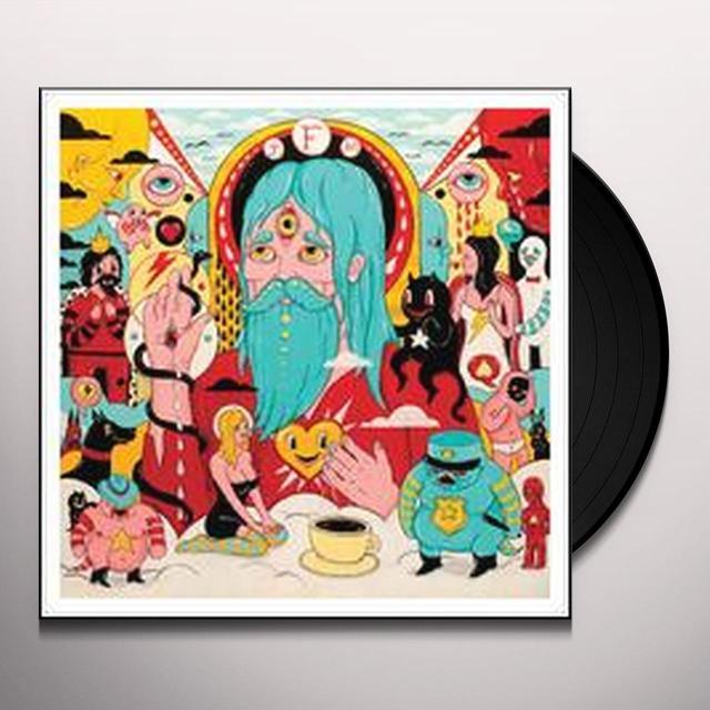 Father John Misty FEAR FUN (GER) Vinyl Record