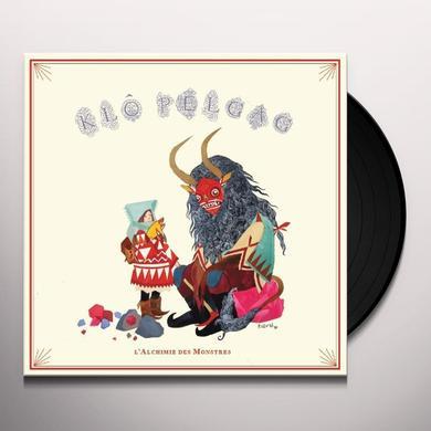 Klo Pelgag ALCHIMIE DES MONSTRES Vinyl Record