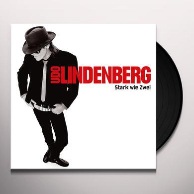 Udo Lindenberg STARK WIE ZWEI Vinyl Record