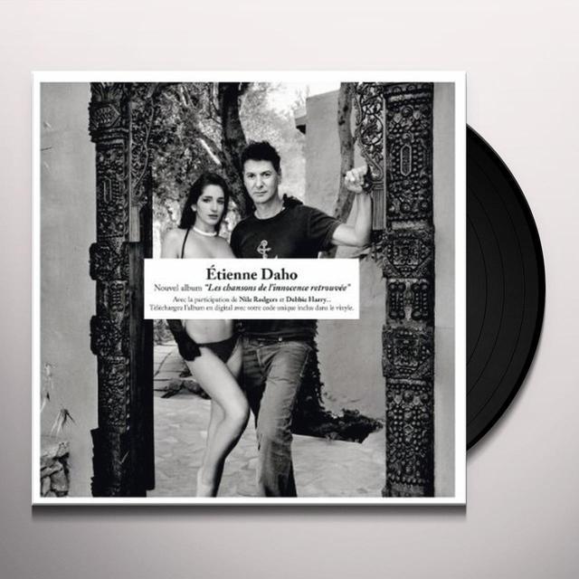 Étienne Daho LES CHANSONS DE L'INNOCENCE Vinyl Record