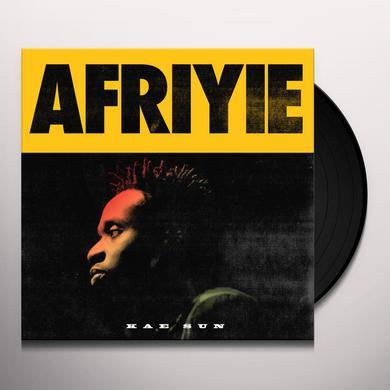 Kae Sun AFRIYIE Vinyl Record