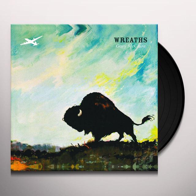 Gary Mcclure WREATHS Vinyl Record