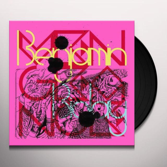 Benjamin Biolay VENGEANCE Vinyl Record - Canada Import