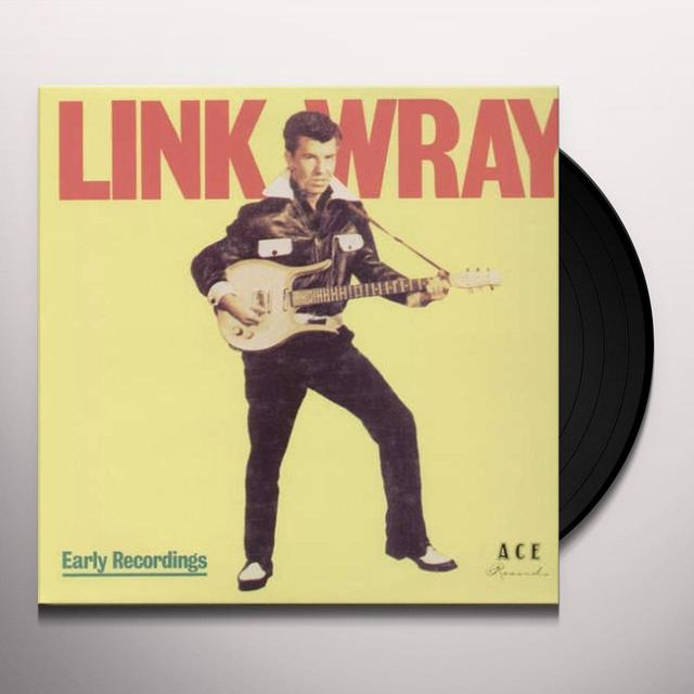 Link Wray EARLY RECORDINGS Vinyl Record - UK Import