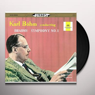 DJ Brahms SYMPHONY NO.1 Vinyl Record
