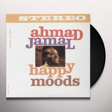 Ahmad Jamal HAPPY MOODS Vinyl Record - Spain Import